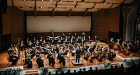 <em>Lielo mūzikas balvu</em> par izcilu sniegumu gada garumā saņēmis <strong>Latvijas Nacionālais simfoniskais orķestris</strong>
