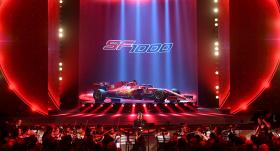FOTO: <strong>2020. gada <em>Ferrari</em> formulas prezentācija</strong>