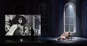 FOTO: <strong>Andreja Žagara iestudētā opera <em>Pīķa dāma</em></strong> — atkal uz skatuves