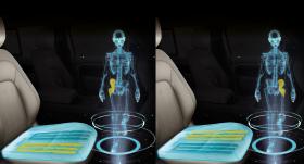 VIDEO: <strong>Izveidots nākotnes sēdeklis ar mainīgu formu,</strong> radot sajūtu, ka pastaigājaties