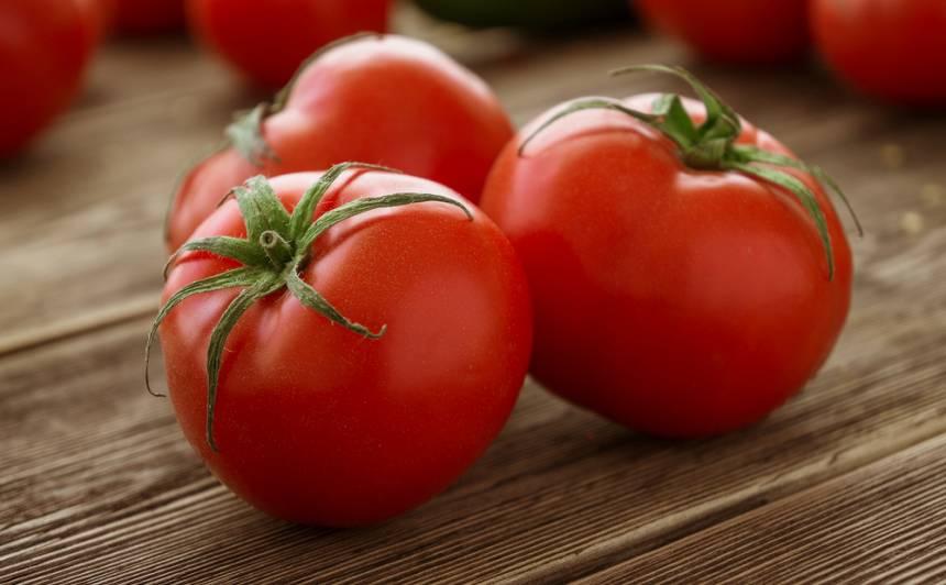 <strong>Misters Lieliskais — </strong> tomāts