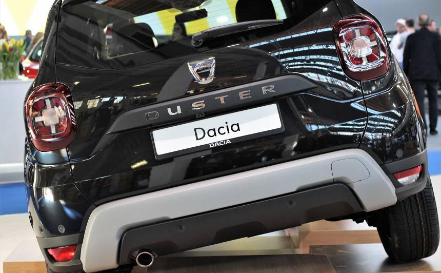 Latvijā pieaudzis <em>Renault Grupas</em> <strong>pārdoto auto apjoms</strong>