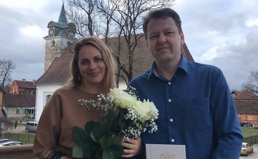 Aktrise Sigita Jevgļevska apprecas: <strong>Gribēju, lai manā dzīvē pirms 50. dzimšanas dienas viss ir sakārtots</strong>