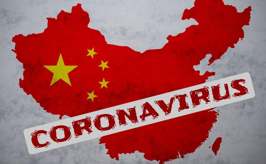 Ķīna: Koronavīrusa epidēmijas augstākais punkts valstī <strong>jau ir pāriets</strong>