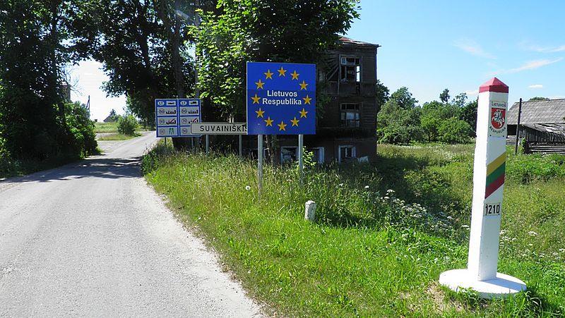 <strong>Lietuva pagarina kontroli uz robežām</strong> ar Latviju un Poliju līdz 13.aprīlim