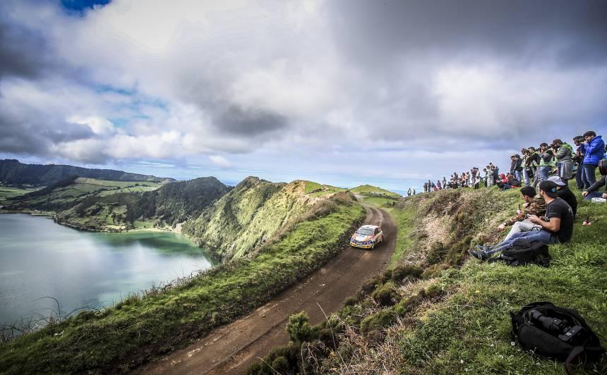 <em>Covid-19</em> dēļ <strong>atceļ šā gada Eiropas rallija čempionāta pirmo posmu</strong> Azoru salās