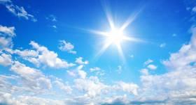 Svētdiena būs saulaina un <strong>daudzviet vējaina</strong>