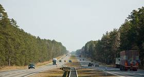 <strong>Vidzemes šosejas <em>Sēnītes</em> posmā atsāksies būvdarbi;</strong> jārēķinās ar satiksmes ierobežojumiem