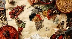 25 kulta ēdieni no visas pasaules: <strong>orģinālas un pārbaudītas receptes</strong>