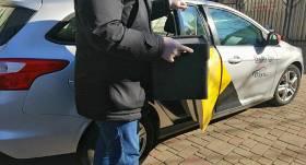 <em>Yandex.Taxi</em> Rīgā ievieš <strong>piegādes pakalpojumu</strong>