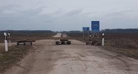 Neierasts skats: <strong>Latviju un Lietuvu atdala čuguna radiatori, paletes un betona stabs</strong>