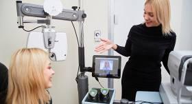 Latvijā sekmīgi testē <strong>attālinātas redzes pārbaudes</strong>