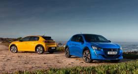 Jaunais <em>Peugeot 208</em> iegūst <strong><em>Eiropas Gada auto 2020</em> titulu</strong>