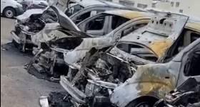 Eksperts: Dedzināšana lietoto auto placī <strong>atgādina 90. gadu sākuma kriminālās metodes</strong>
