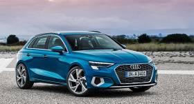 <em>Audi</em> iepazīstina ar <strong>ceturtās paaudzes <em>A3 Sportback</em></strong>