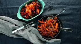 Virtuves noslēpumi sievietes veselībai – <strong>ēdieni mirdzošai ādai</strong>