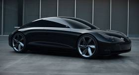 <em>Hyundai</em> iepazīstina ar <strong><em>Prophecy</em> elektroauto konceptu</strong>