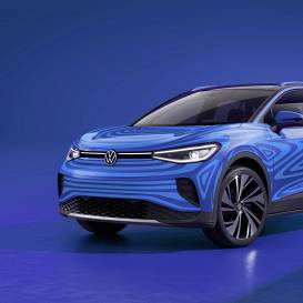 <em>Volkswagen</em> prezentē zīmola <strong>pirmo elektrisko SUV</strong> — <em>ID.4</em>