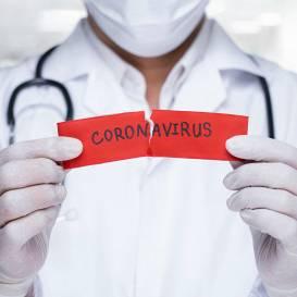<em>Covid-19</em> konstatēta vēl <strong>vairākiem medicīnas darbiniekiem</strong>