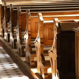 Arhibīskaps Vanags: Dievkalpojumu atcelšana baznīcai <strong>ir grūts pārbaudījums</strong>
