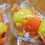 <strong>Bīstama</strong> plastmasas rotaļlieta!