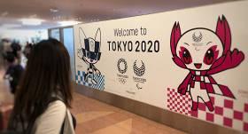 SOK pieļauj <strong>Tokijas olimpisko spēļu pārcelšanu</strong>