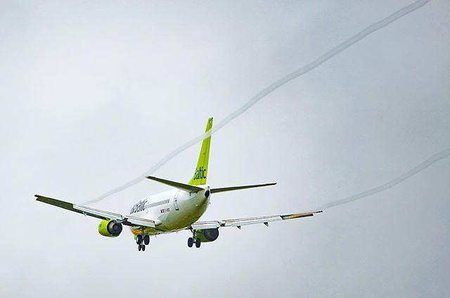 <em>airBaltic</em> no Ķīnas uz Latviju atgādās aptuveni <strong>vienu miljonu sejas masku</strong>