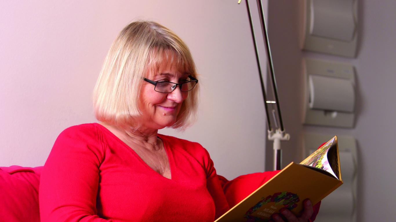 <em>Ievas Veselības</em> galvenā redaktore <strong>Anija Pelūde: Par atdošanos</strong>