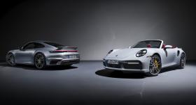 <em>Porsche</em> prezentē jauno <strong><em>911 Turbo S</em></strong>