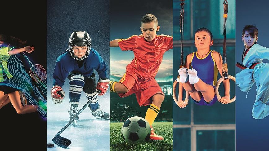 Kā izvēlēties <strong>sporta veidu bērnam?</strong>