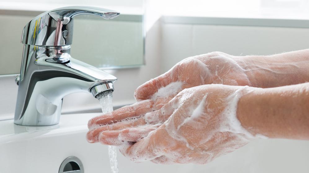 Mazgā rokas – tas ir tavs ierocis cīņā ar vīrusiem! — Santa