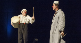 Pirmo reizi Latvijā viesosies <strong>Igaunijas klaunu duets Pīpa un Tūts</strong>