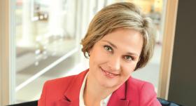 <strong>Sieviete, kurai pieder galavārds.</strong> Latvijas Satversmes tiesas priekšsēdētāja Ineta Ziemele