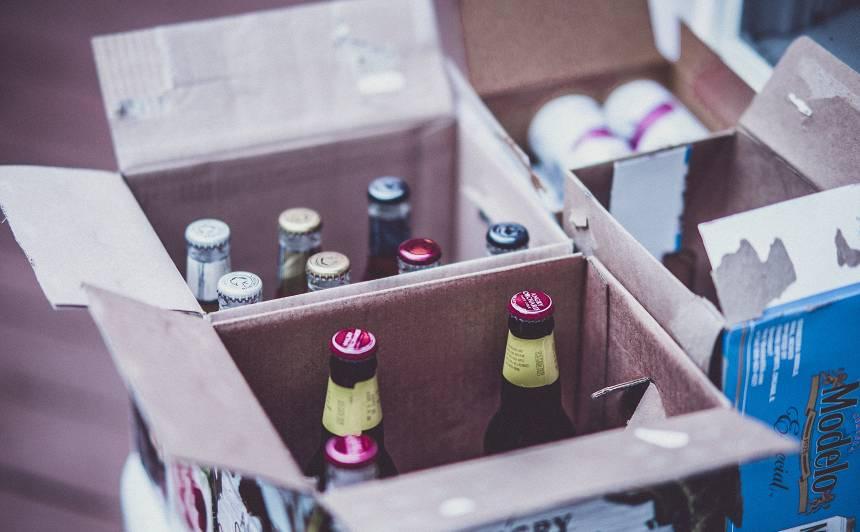 <strong>Alkohols ar piegādi</strong> — ērti vai bīstami?