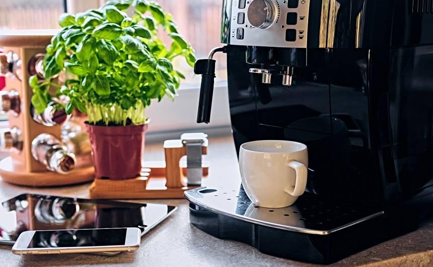 Kafijas pagatavošana mājās – kafijas aparātu sniegtais prieks un kā izvēlēties labāko kafiju?