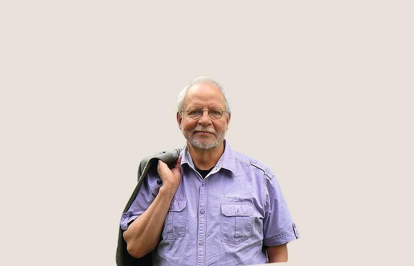 Eneagrammas un meditācijas skolotājs Andrēass Eberts: <strong>Mēs baidāmies no dzīves</strong>