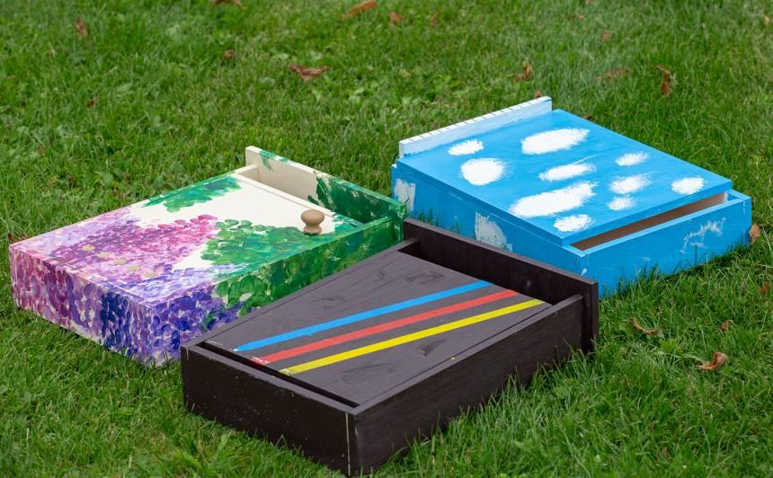 <strong>Apglezno savu pastkastīti!</strong> Mūzikas un mākslas festivāls BILDES aicina iesaistīties vasaras akcijā
