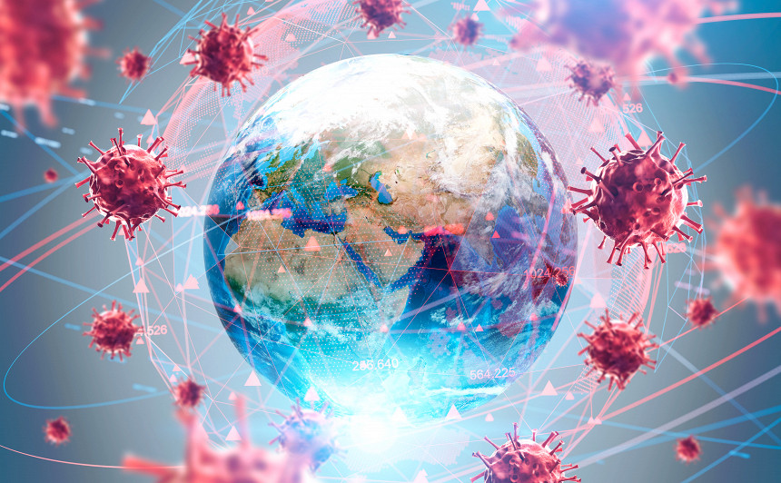 Zinātnieki <em>Covid-19</em> vīrusam Latvijā <strong>atklājuši unikālas mutācijas</strong>