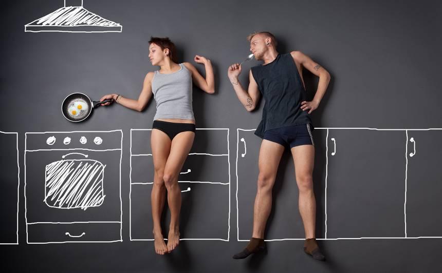 Sievietes un vīrieša labsajūtas formula