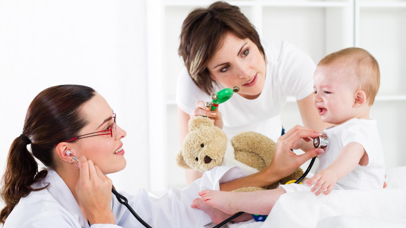 Kā mazulim atrast <strong>ģimenes ārstu?</strong>