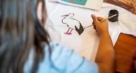 <strong>Bērnus aicina piedalīties</strong> starptautiskā zīmējumu konkursā <strong><em>Es vēroju putnus</em></strong>