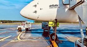 <strong><em>airBaltic</em> atceļ 50% lidojumu</strong> no aprīļa līdz oktobrim
