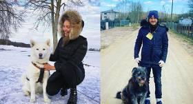 PR speciālists Gints Feders ar sievu Annu Rozīti <strong>kļuvuši par patversmes palīgiem</strong>