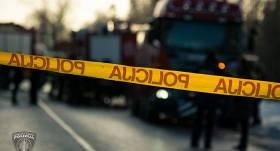 Šorīt Pārdaugavā uz ielas <strong>sašauts vīrietis</strong>