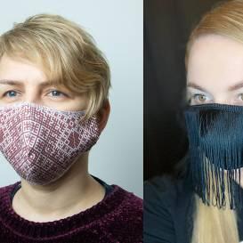 Sejas masku trakums — <strong>mode vai nepieciešamība</strong>
