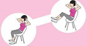 Vienkāršs vingrojumu komplekss, <strong>kas palīdzēs izkustināt muskuļus mājas apstākļos</strong>