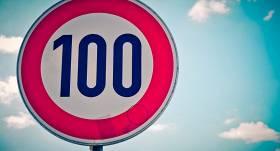 Daudzviet Latvijā <strong>atļautais braukšanas ātrums palielināts līdz 100 km/h</strong>