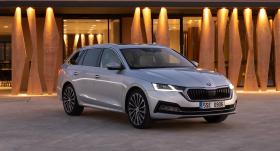 FOTO: Uzsākta jaunā <strong><em>Škoda Octavia</em></strong> modeļa iepriekšpārdošana