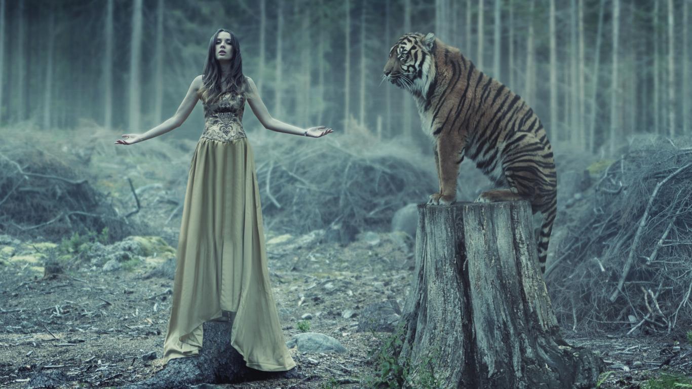 <strong>Pieradini stresu</strong> kā tīģeri