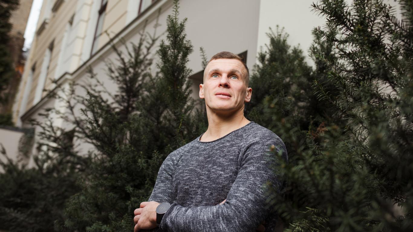 Motosportists Kaspars Stupelis